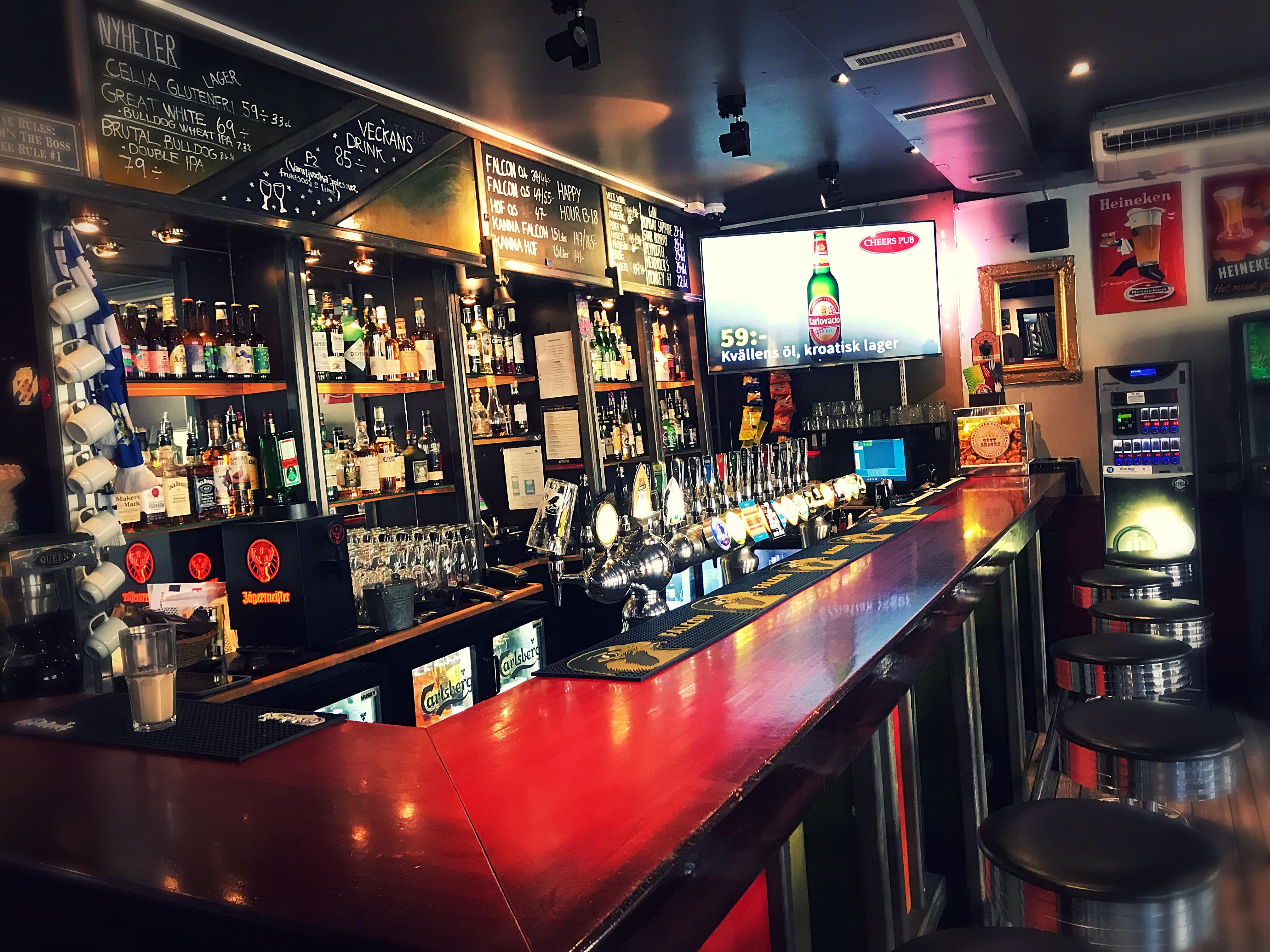 Cheers Sportbar Göteborg