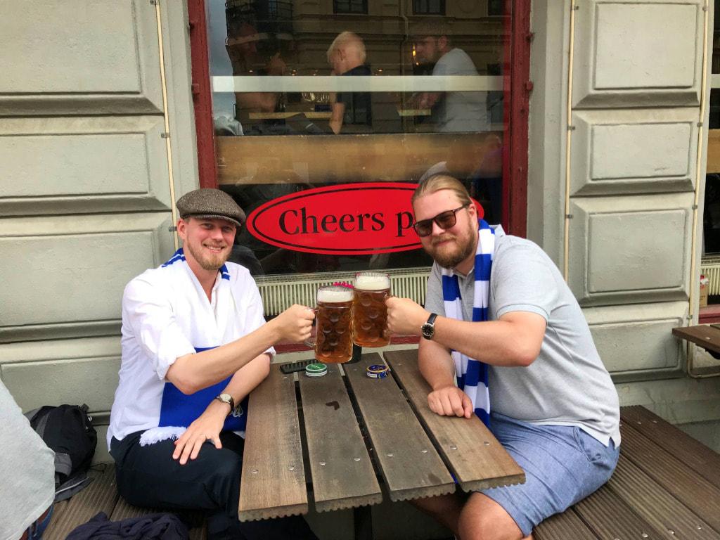 Cheers Pub & Sportbar Göteborg